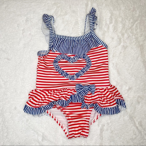 Penelope Mack Other - Penelope and Mack patriotic swimsuit